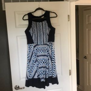 Shoshanna Fit & Flare Dress Size 12